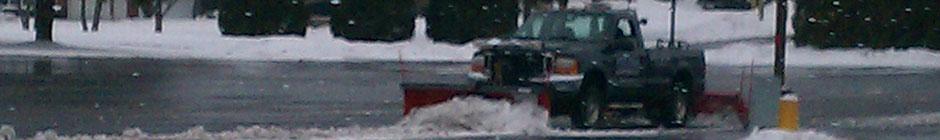 Snow Plowing Jenison mi